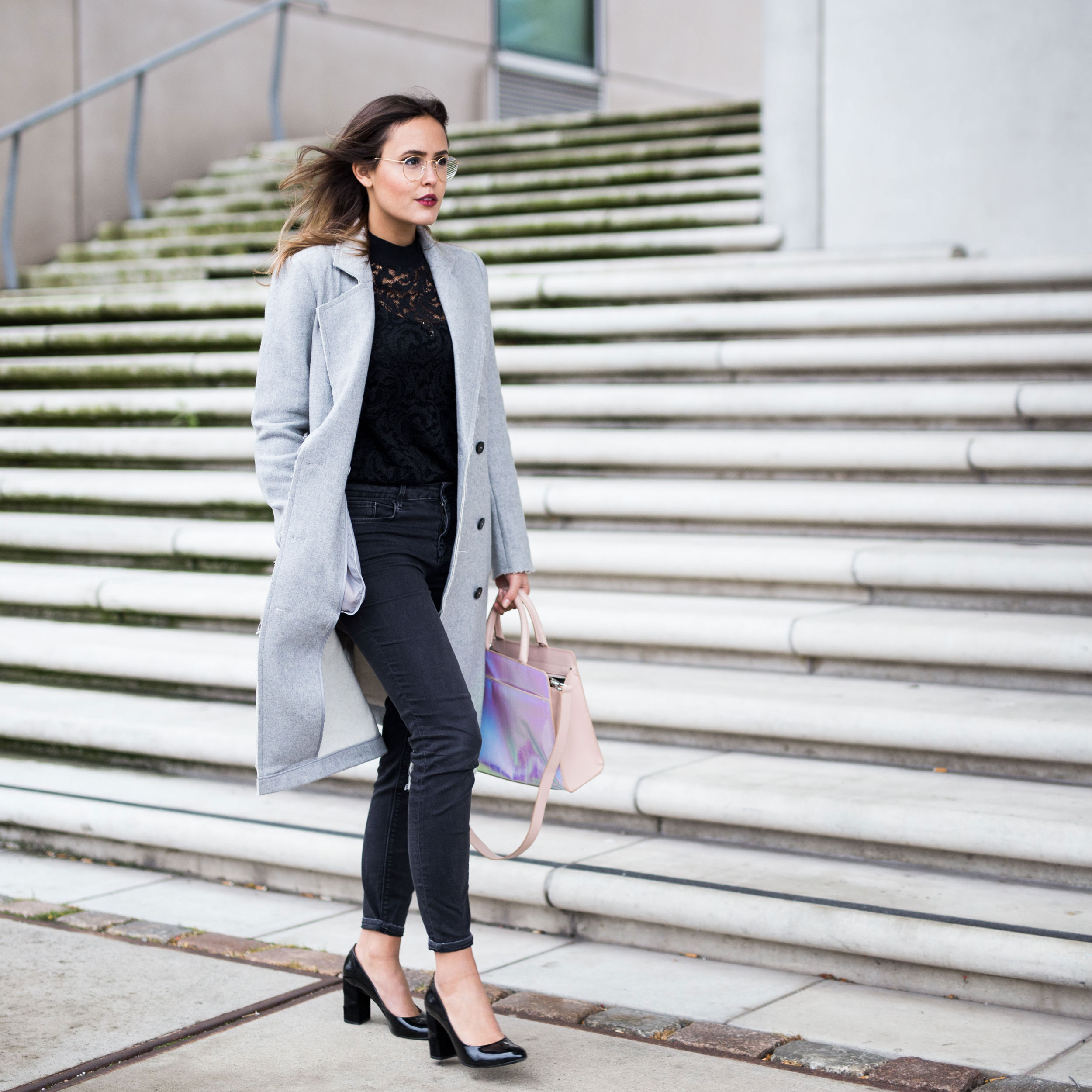 1 BUSINESS – 3 LOOKS: PART 3 – DER MODERNE BUSINESS LOOK, HAFEN CITY HAMBURG