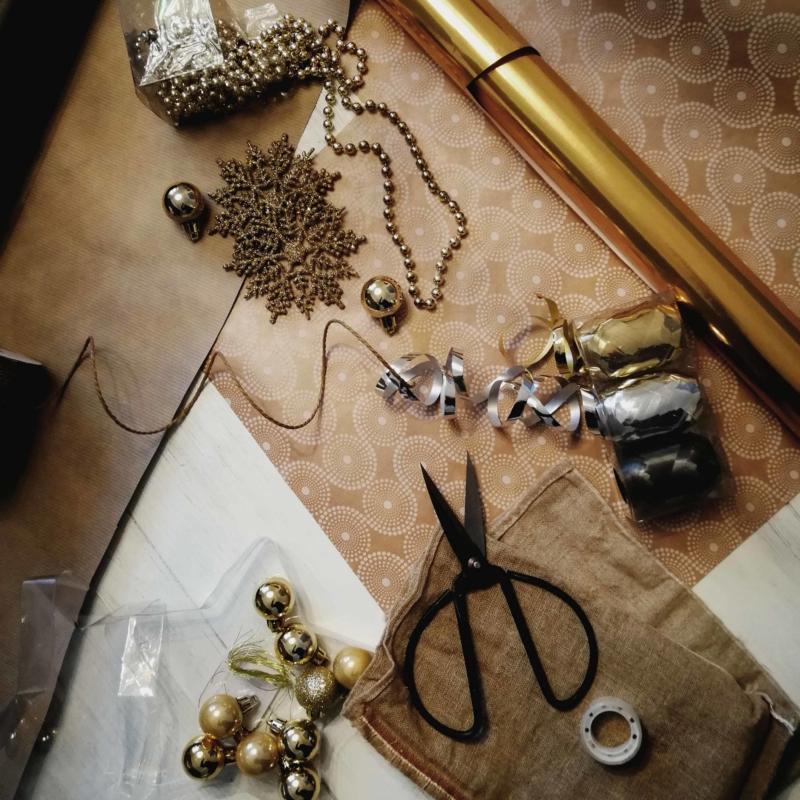 5 Tipps, wie ihr einfach und schön eure Weihnachtsgeschenke verpackt