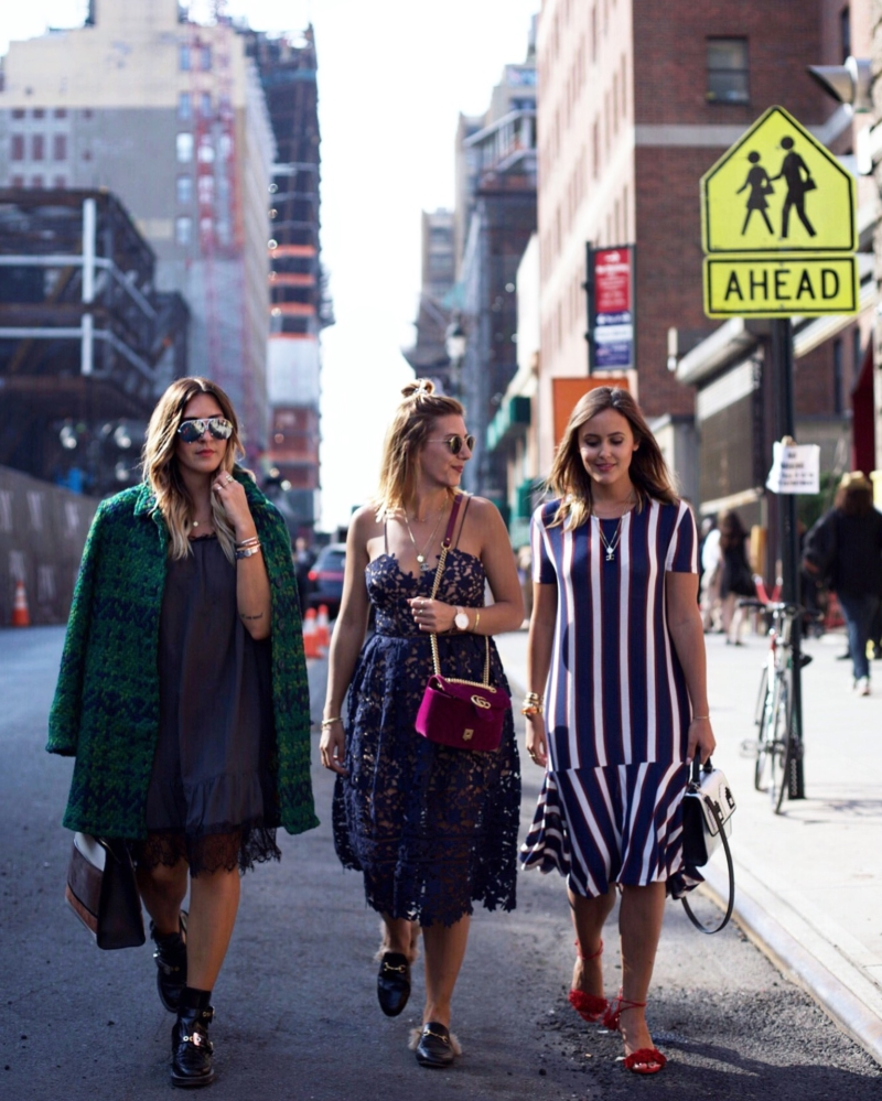 Mädels, Streetstyle