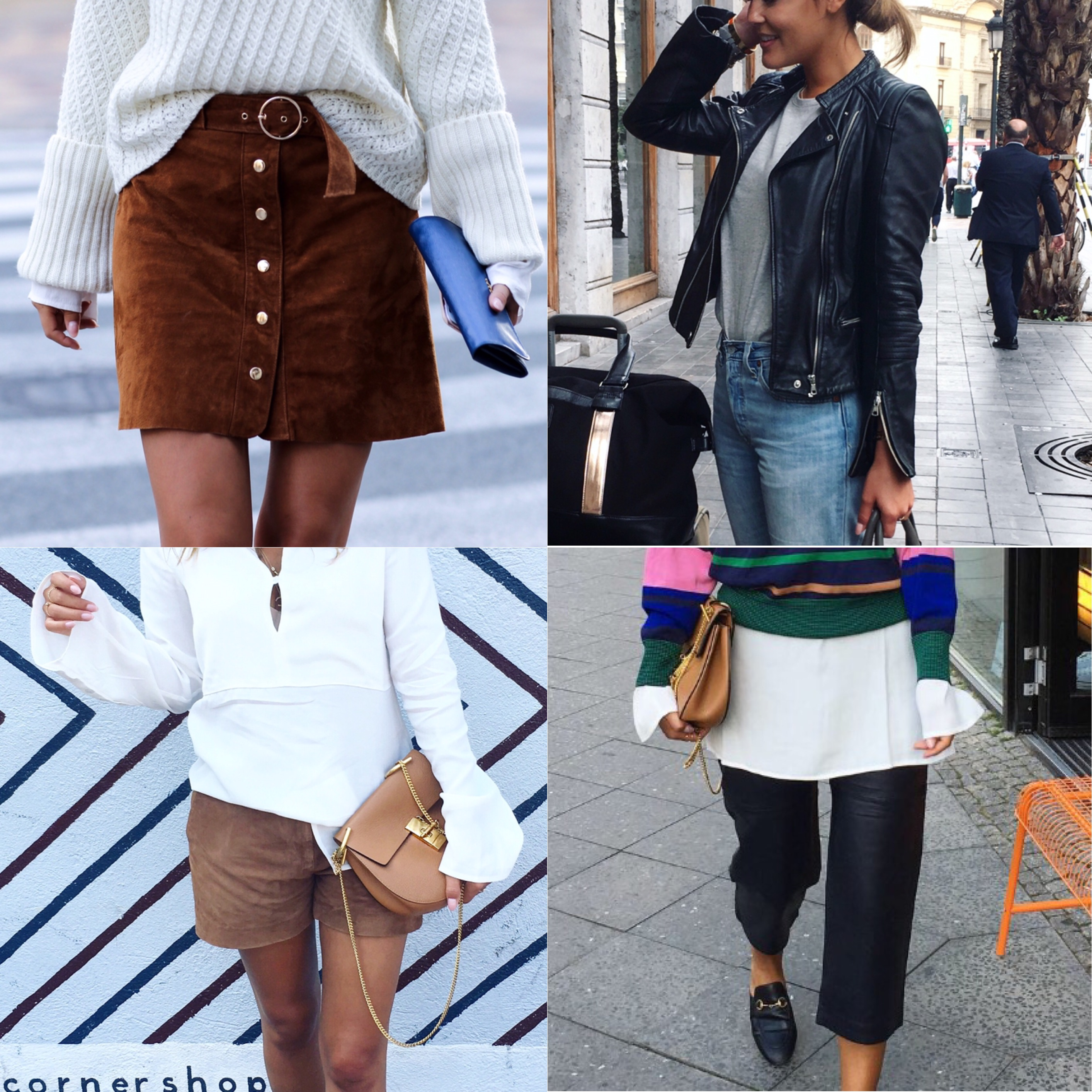 10 LEATHER PIECES, YOU SHOULD HAVE AN EYE ON!