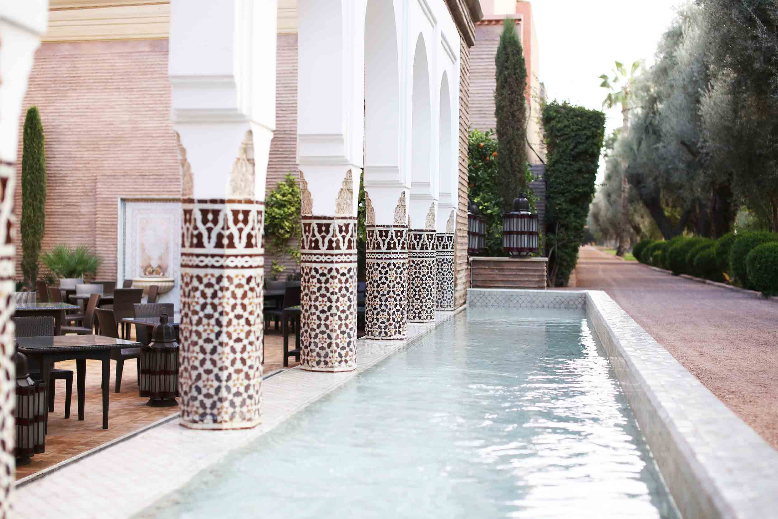 TRAVEL DIARY | HOTEL LA MAMOUNIA, MARRAKECH