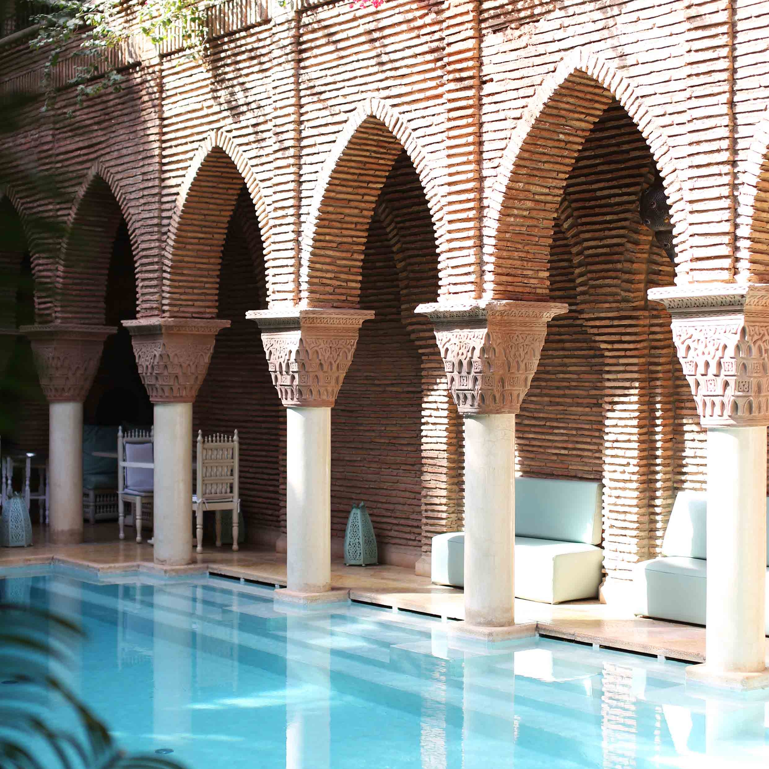 TRAVEL DIARY | LA SULTANA, MARRAKECH