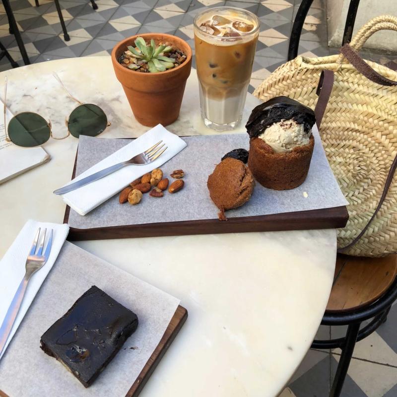 Kapstadt Guide, Essen und Trinken, die besten Restaurants in Kapstadt, Cafés, wo esse ich am besten vegan in Kapstadt, Harvest Chocolate Café, Kloof Streethouse