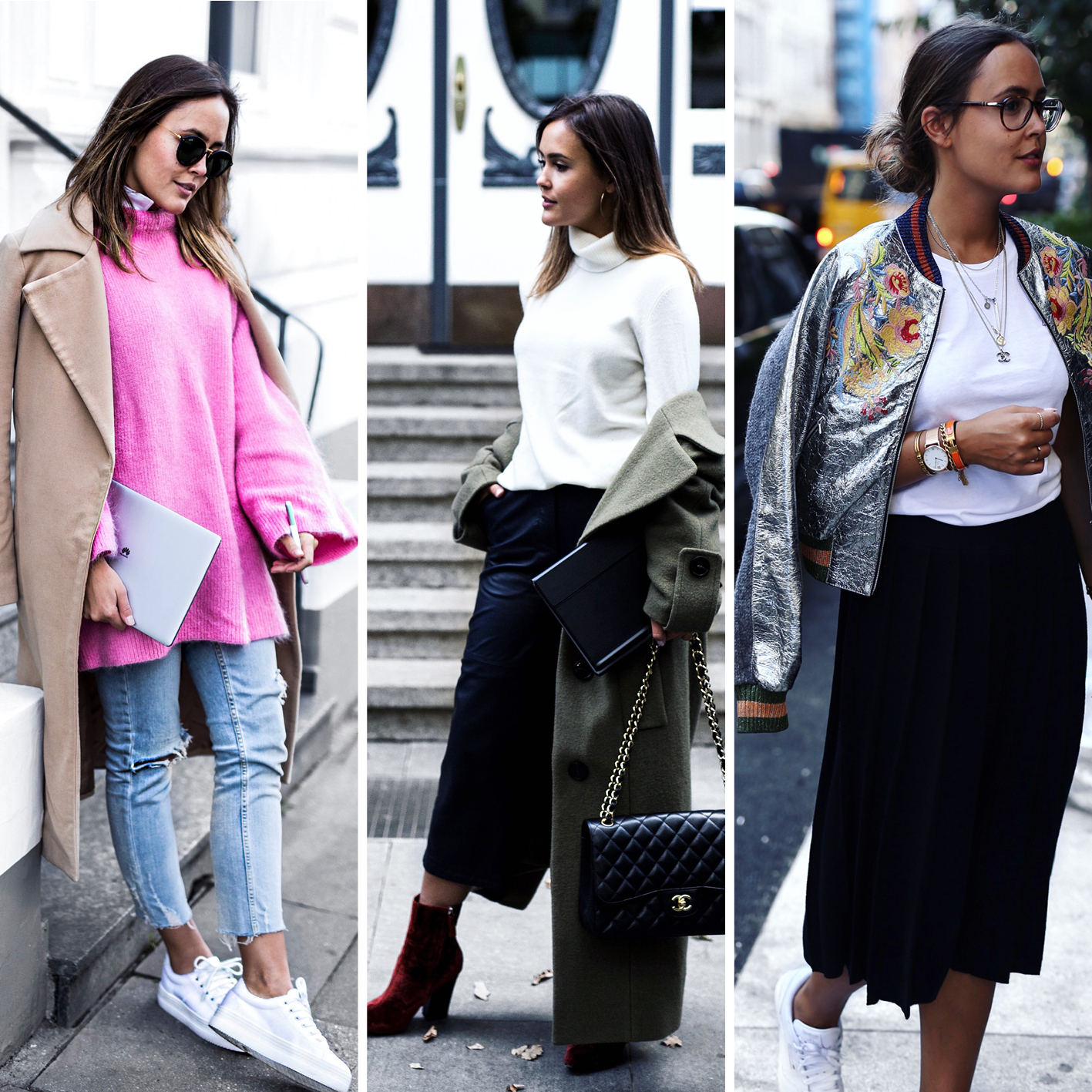 YOUR FAVORITE STREETSTYLES OF THE MONTH OCTOBER