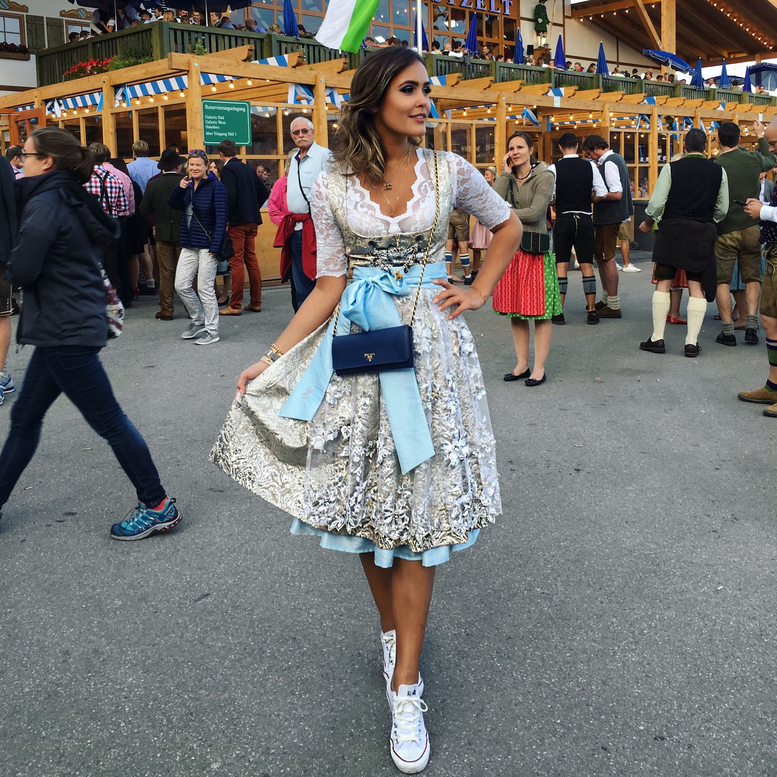 What To Wear And How To Behave At Oktoberfest 2017 In Munich