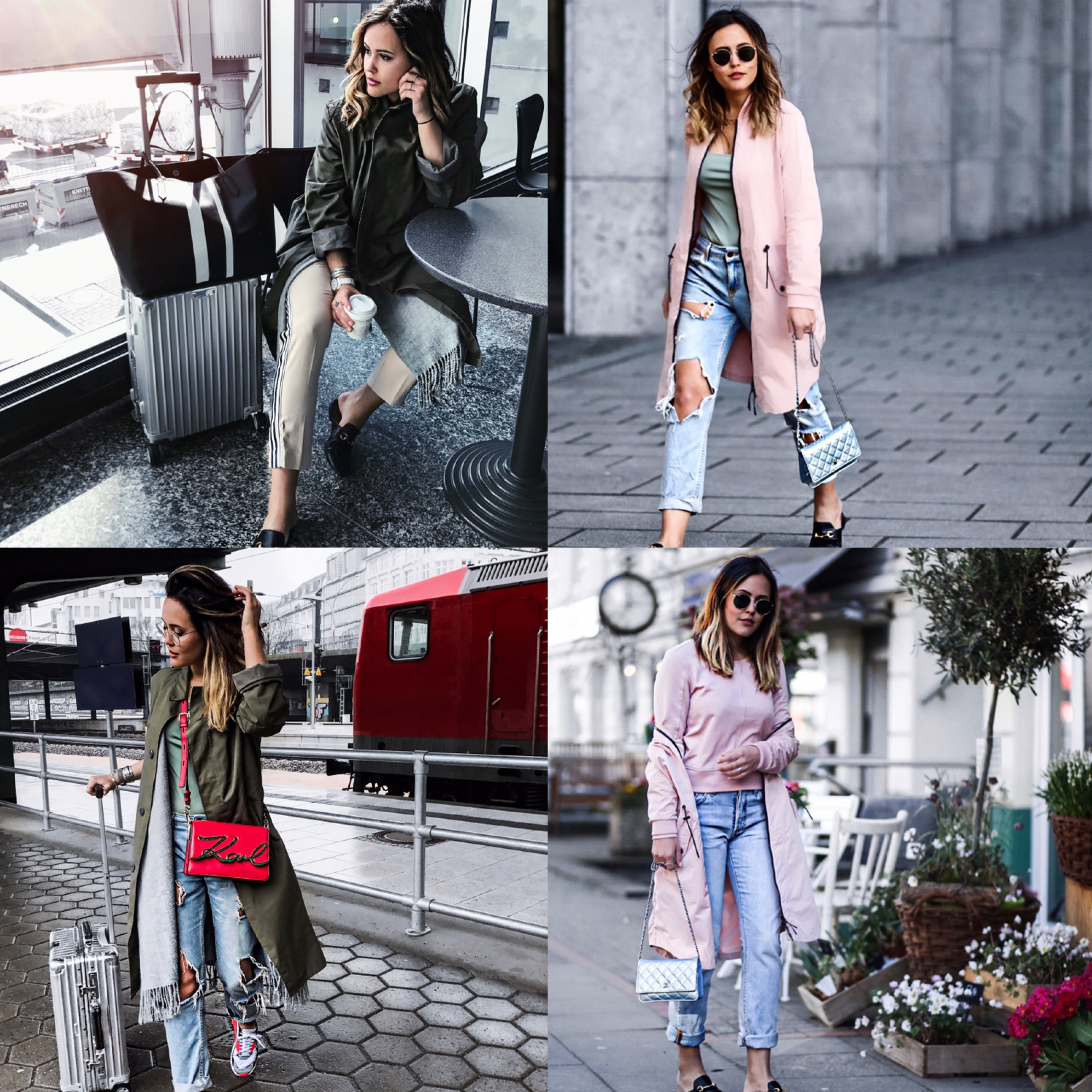 Outfits, Travellook, Streetstyle, Casual