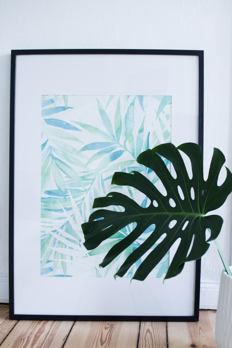 Tapeten-Kollektion Inspiration Gestaltung Pflanzen